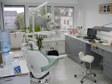Patientenraum